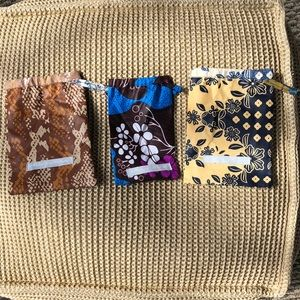 Noonday Jewelry Bags Bundle
